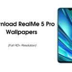 Descargar fondos de pantalla de RealMe 5 Pro