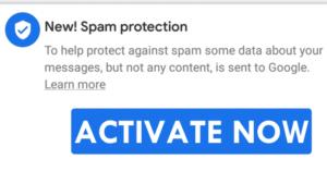 Cómo activar la nueva función de protección contra el spam en cualquier Android