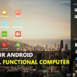 Cómo convertir su dispositivo Android en una computadora completamente funcional
