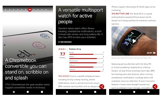 15 mejores aplicaciones de noticias tecnológicas para Android