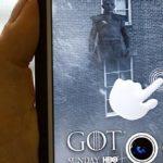 Cómo obtener el filtro de Snapchat de Juego de Tronos en Android