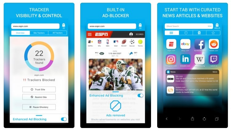 Los 5 mejores navegadores web enfocados en la privacidad para el iPhone en 2020