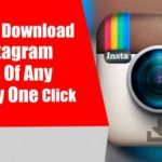 Cómo descargar todas las imágenes de Instagram en el Smartphone o PC de una vez