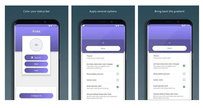 Las mejores aplicaciones de Android para personalizar el centro de notificación y la barra de estado