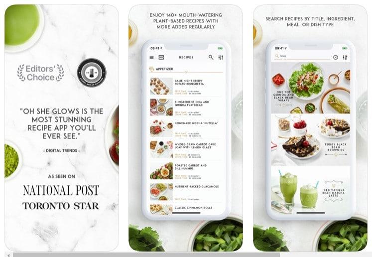 Las mejores aplicaciones para el iPhone para llevar tu cocina al siguiente nivel