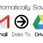 Cómo hacer una copia de seguridad de los datos de Gmail en el disco duro de Google automáticamente