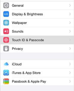 Cómo apagar el bloqueo de la pantalla de respuestas en el iPhone