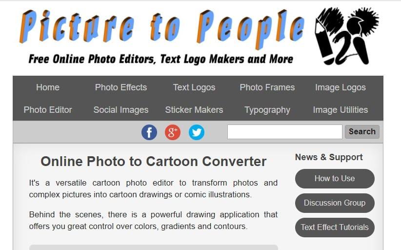 Cómo convertir cualquier foto en un dibujo animado sin Photoshop