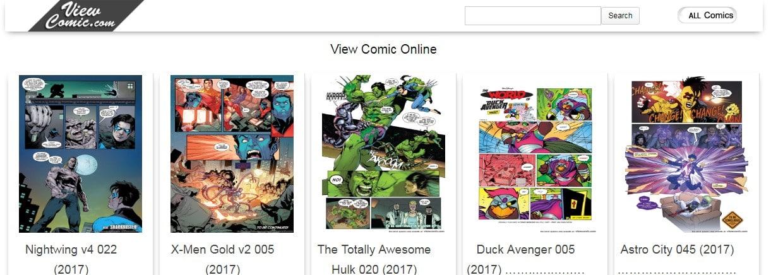 Los 15 mejores sitios web para leer cómics en línea gratis en 2020