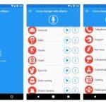15 mejores aplicaciones de cambio de voz para Android en 2020