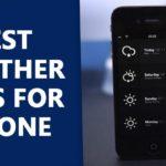 Las 15 mejores aplicaciones meteorológicas para el iPhone que debes probar hoy