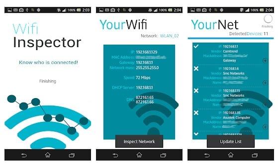¿Quién está conectado a mi WiFi? Mejores aplicaciones para comprobar los dispositivos conectados