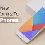 5 increíbles novedades en los smartphones Xiaomi