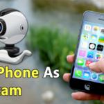 Cómo usar el iPhone como cámara web para su PC o MAC