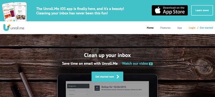 Cómo cancelar la suscripción de todos los correos electrónicos molestos de Gmail de una vez