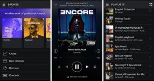 5 razones para usar el reproductor web de Spotify?
