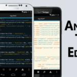 Los 5 mejores editores de texto Android para la programación