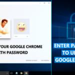 Cómo proteger el navegador Google Chrome con una contraseña