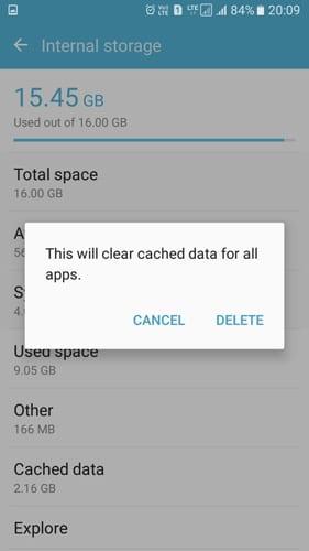 Cómo corregir la configuración Desafortunadamente, el error se ha detenido en Android
