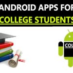 Las 30 mejores aplicaciones de Android para estudiantes universitarios
