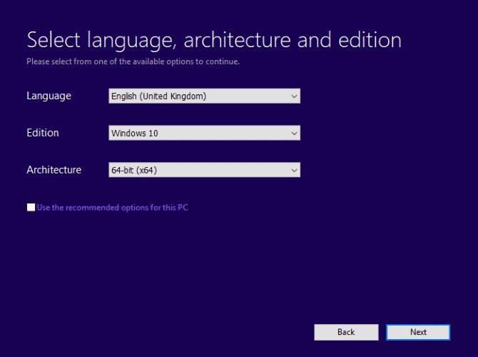 Cómo instalar Windows 10 desde Pendrive/USB