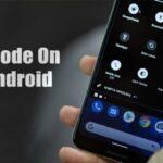 Cómo obtener el modo oscuro en los teléfonos inteligentes Android más antiguos