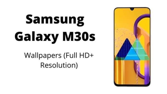 Descargar fondos de pantalla del Samsung Galaxy M30s