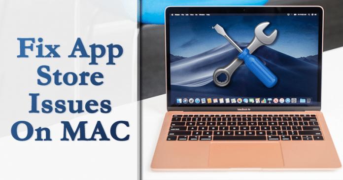 Cómo solucionar problemas de la tienda de aplicaciones congeladas en su MAC