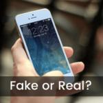 ¿Cómo comprobar si tu iPhone es falso o real?