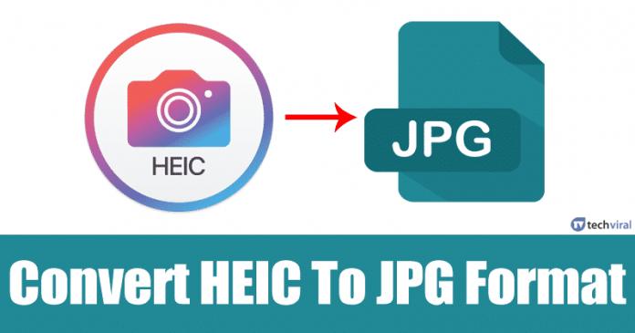 10 mejores maneras de convertir HEIC al formato JPG en Windows 10