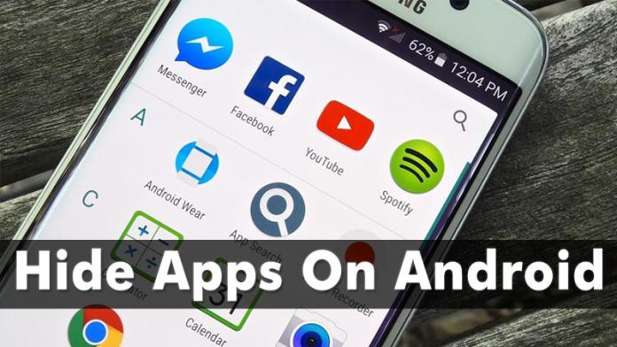 Cómo ocultar aplicaciones en Android (Últimos métodos)