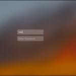 Cómo habilitar el cambio rápido de usuario en MAC OS