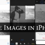 Cómo ocultar imágenes en el iPhone sin ninguna aplicación