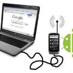 Cómo compartir la conexión a Internet con Android a través de la PC