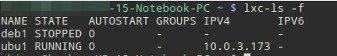 Cómo ejecutar múltiples distros usando contenedores Linux