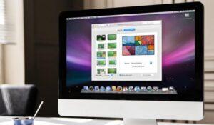 Cómo configurar una biblioteca de fotos como protector de pantalla en su MAC