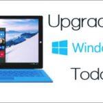 Cómo obtener Windows 10 sin tener una actualización oficial