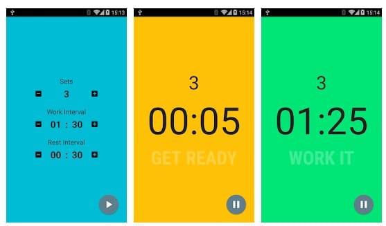 Las 5 mejores aplicaciones de temporizador para el smartphone Android en 2020