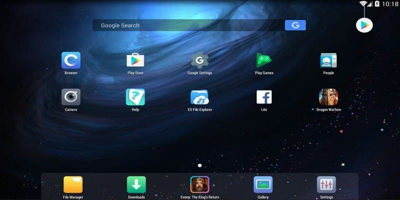 emulator ps1 for android apk