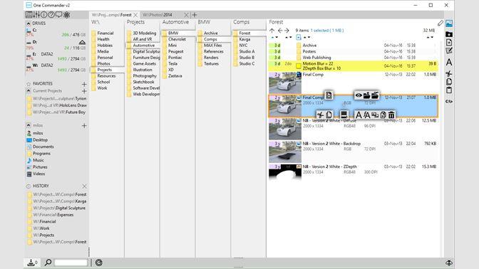 20 Mejor administrador de archivos para Windows 10 (Última versión)