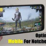 Cómo optimizar el PUBG Mobile para los Smartphones con muescas