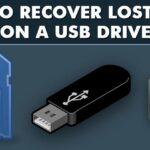 Cómo recuperar el espacio perdido/no asignado en una unidad USB