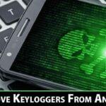 Cómo eliminar los registradores de teclado ocultos de tu Android