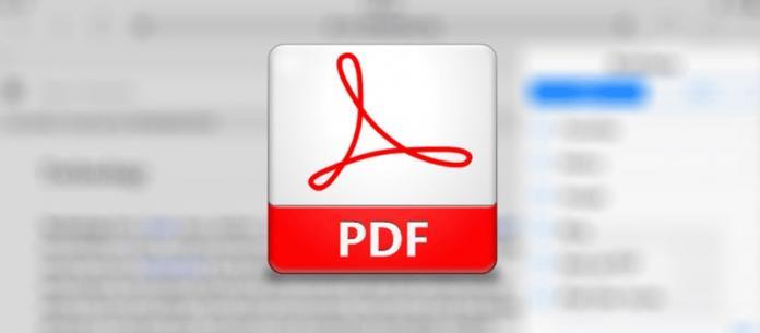 Cómo guardar páginas web como Pdf sin ninguna extensión