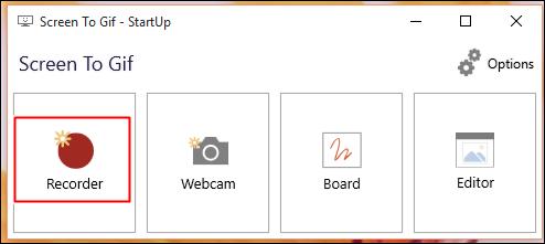 Cómo capturar capturas de pantalla GIF animadas en Windows