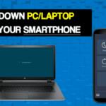 Cómo apagar remotamente la PC desde cualquier lugar con el Smartphone