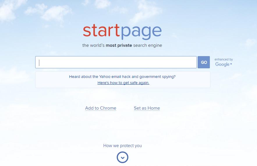 Los 15 principales motores de búsqueda privados que no te rastrean