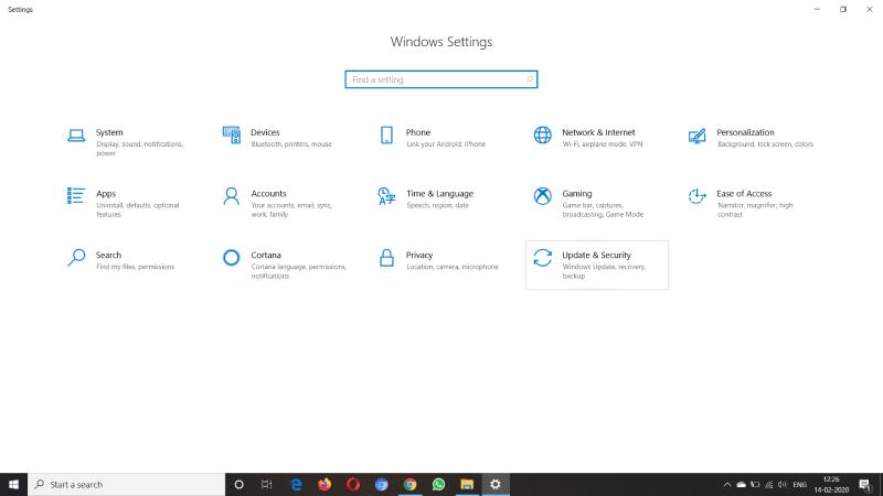 ¿Cómo detener la actualización de Windows 10 de forma permanente?