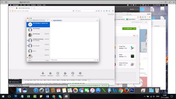 Cómo usar iMessage en un PC con Windows (Guía completa)