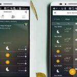 Las 15 mejores aplicaciones meteorológicas para tu smartphone Android 2020